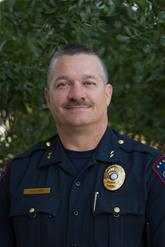 Police Chief Gary Haecker